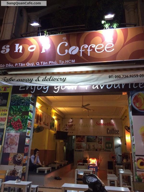 Sang Gấp Cafe + Nước Ép Sinh Tố