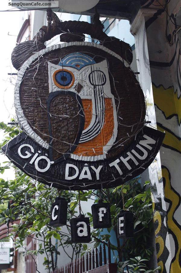 Sang GẤP GẤP GẤP quán Cà Phê Giờ Dây Thun phong cách Bohemian độc lạ.