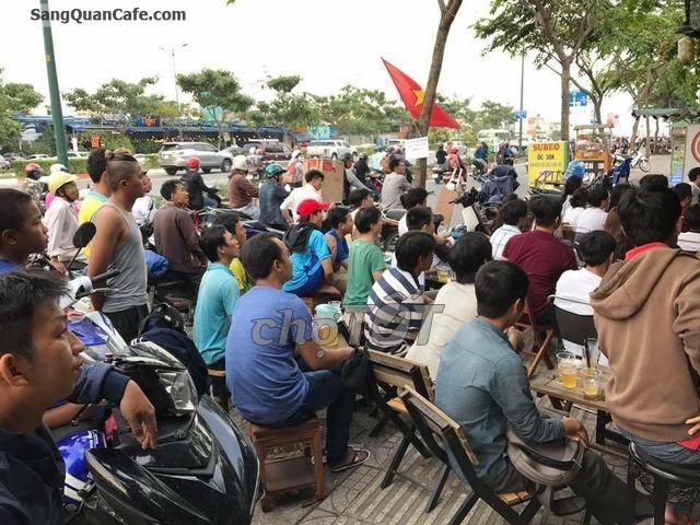 Sang gấp Gula coffee & beer mặt tiền Phạm Văn Đồng Quận Gò Vấp