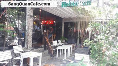 Sang gấp mặt bằng quán cafe quận Phú Nhuận