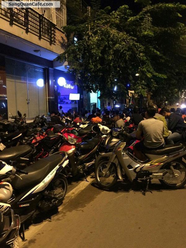 Sang gấp quán cà phê đông khách mặt tiền Phạm Văn Đồng