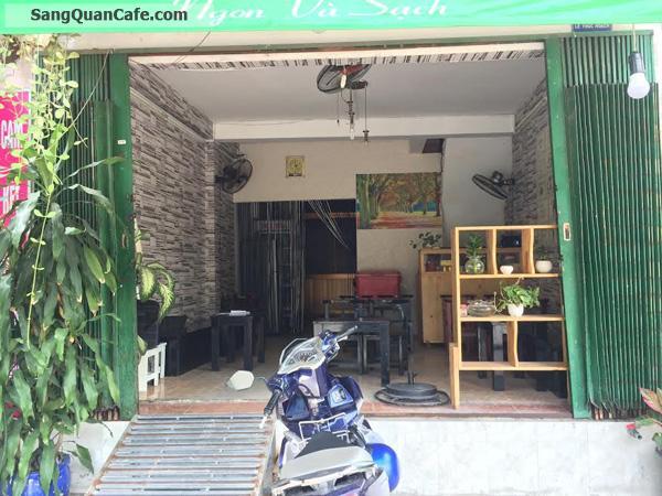 Sang gấp quán cà phê giá rẻ quận Tân Phú