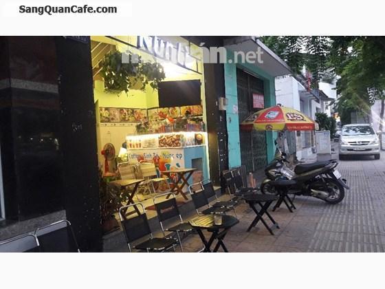 Sang gấp quán cà phê Kun Lì mặt tiền đường Phạm Văn Đồng, Quận Gò Vấp.