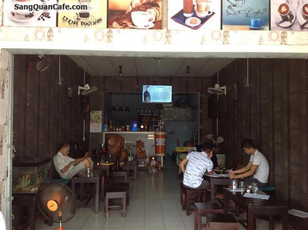 Sang gấp quán cà phê mặt tiền gần đại học TDM