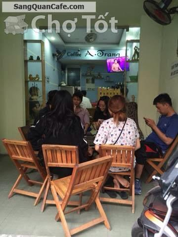 Sang gấp quán cà phê mặt tiền Phan Văn Trị Quận 5