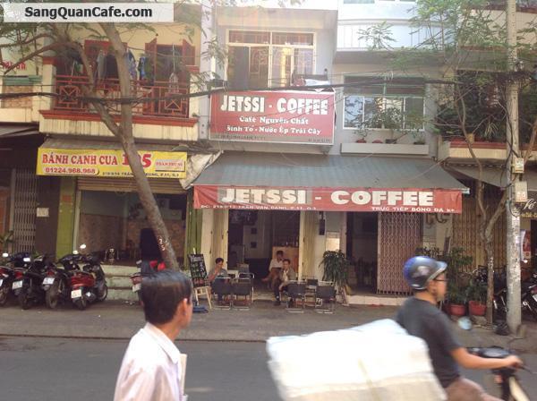 Sang gấp quán cà phê mặt tiền Trần Văn Đang