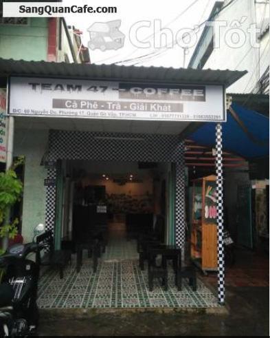 Sang gấp Quán cà phê quận Gò vấp