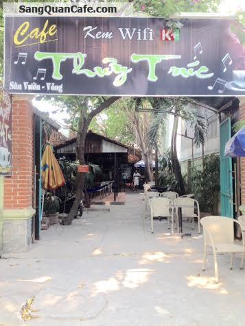 Sang gấp quán cafe  Sân vườn + Võng  quận Thủ Đức