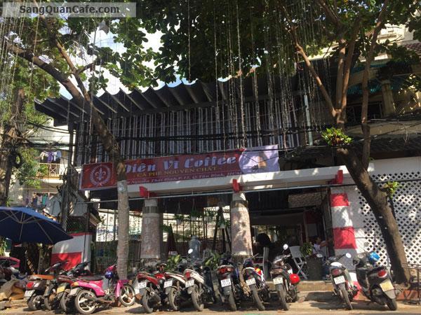 Sang gấp quán cafe 2 Mặt tiền giá rẻ quận Tân Bình