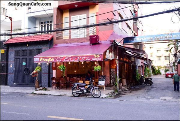 Sang gấp quán cafe 2 mặt tiền ngay khu K300