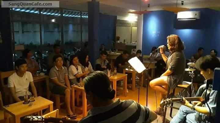 Sang gấp Quán Cafe Acoustic