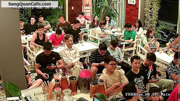 Sang Gấp Quán Cafe - Cơm Văn Phòng đông khách
