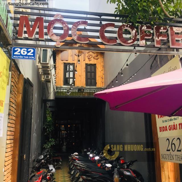 Sang gấp quán cafe cơm văn phòng quận Gò Vấp