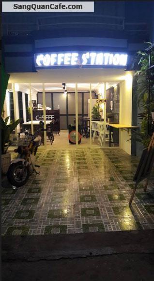 Sang gấp quán Cafe cơm VP khu trường ĐH Hutech Q. Bình Thạnh