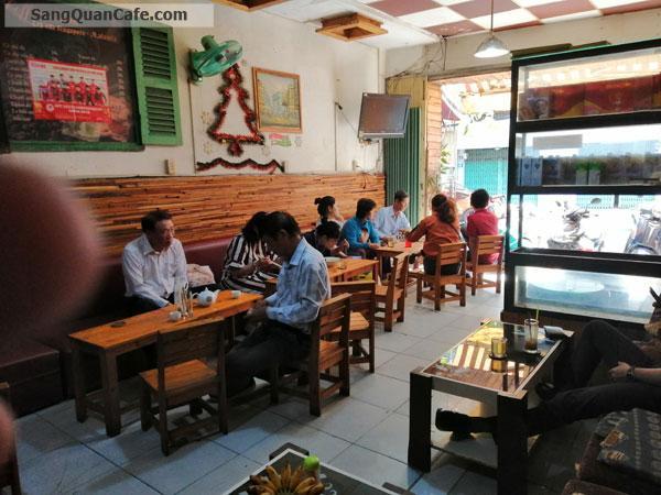 Sang gấp quán Cafe Cư Xá Bình Thới