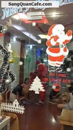 Sang gấp quán cafe đã kinh doanh 5 năm Quận Tân Bình