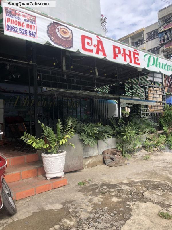sang gấp quán Cafe đang kinh doanh ổn định