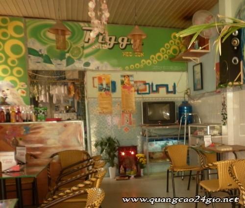 Sang gấp quán cafe  Hóc Môn