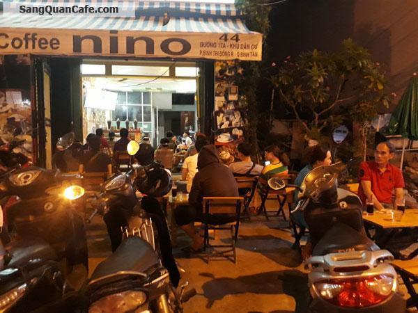 Sang gấp quán cafe đối diện Aeon MALL Bình Tân