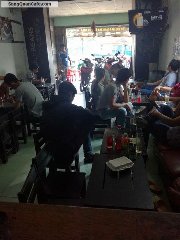 Sang Gấp quán cafe đối diện Metro quận 12
