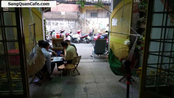 Sang gấp quán cafe đường Bùi Hữu Nghĩa