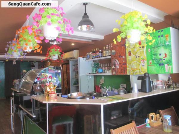 Sang gấp quán cafe đường Hoàng Diệu
