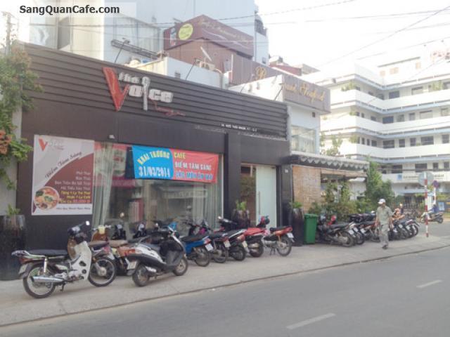 Sang gấp quán cafe đường Ngô Thời Nhiệm quận 3