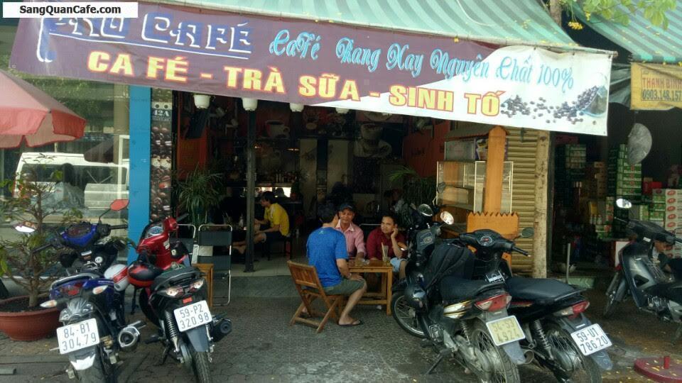 Sang gấp quán cafe đường Nguyễn Phúc Chu