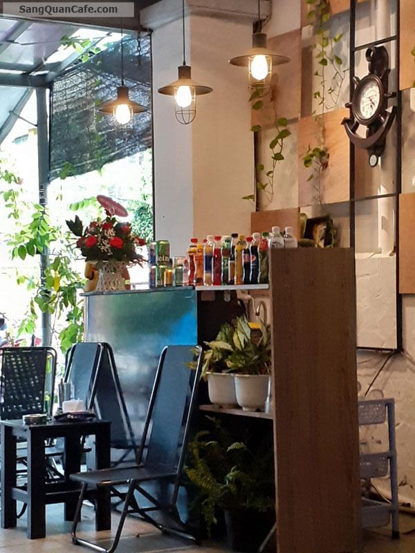Sang gấp quán cafe Gần Cc An Lộc Gò Vấp