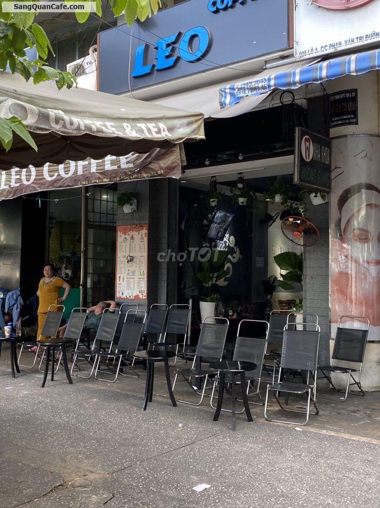 Sang gấp quán CAFE giá cực rẻ ngay khu chung cư Phan Văn Trị