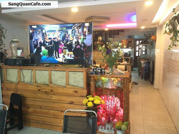 Sang gấp quán cafe giá rẻ ngay công viên Phú Lâm