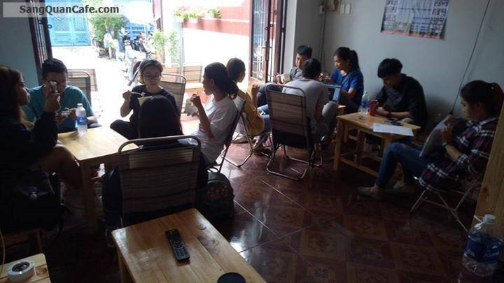 Sang gấp quán cafe giá rẻ quận Phú Nhuận