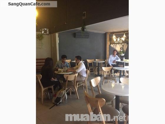 Sang gấp quán cafe hai MT Quận Tân Phú