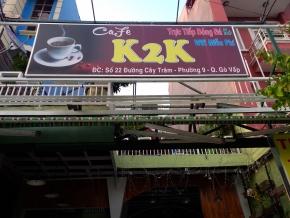 Sang gấp quán cafe K2K, Cây Trâm, Q.Gò Vấp