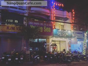 Sang Gấp Quán Cafe Mặt Tiền đường lớn