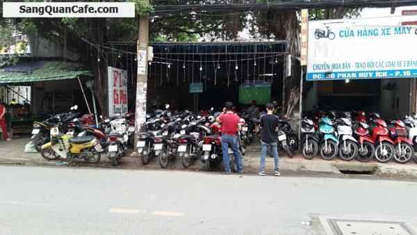 Sang gấp quán cafe mặt tiền Phan Huy Ích quận Tân Bình