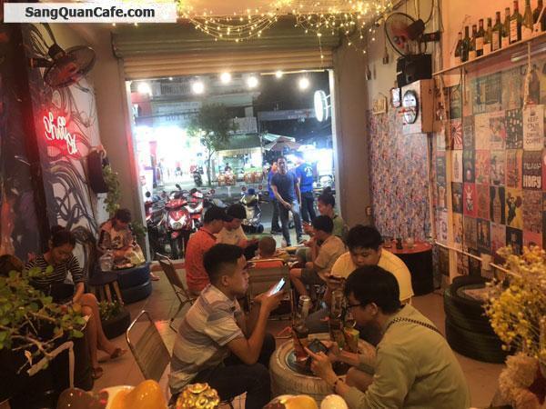Sang gấp quán cafe mặt tiền quận Tân Phú