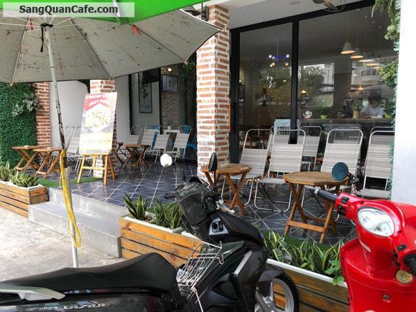 Sang gấp quán Cafe Máy Lạnh - Sinh Tố