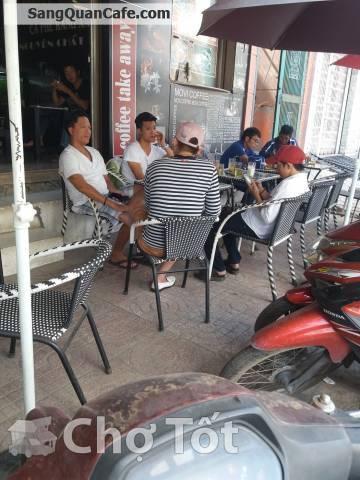 Sang gấp quán cafe Mộc Coffee