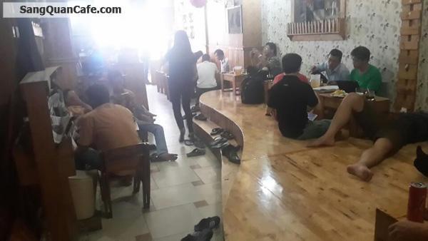 Sang gấp quán cafe Ngẫu Hứng quận Bình Thạnh