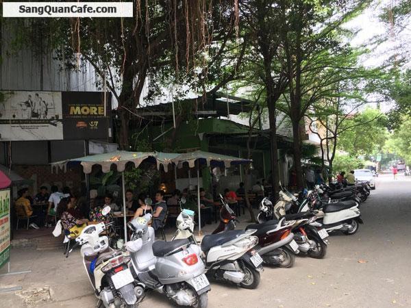 sang gấp quán cafe ngoài trời đã bán ổn định hơn 4 năm