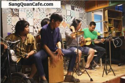 Sang gấp quận cafe nhạc Acoustic quận 7