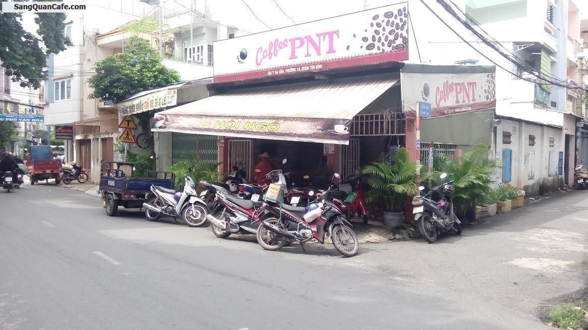 Sang gấp quán cafe quận Bình Thạnh