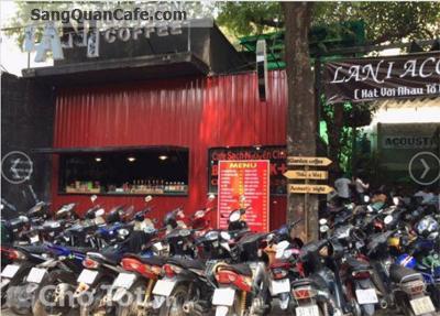 Sang gấp quán cafe quận Gò Vấp