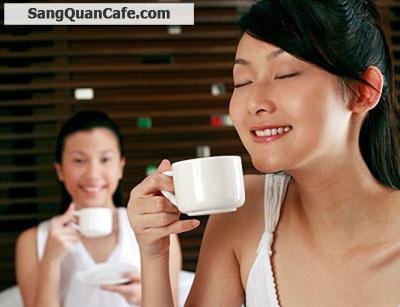 Sang gấp quán cafe Sài Gòn  Q.4