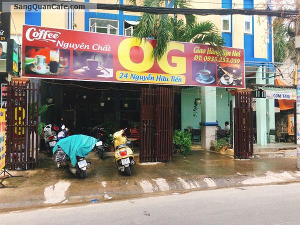 Sang Gấp Quán Cafe Sân Rộng 200 m2