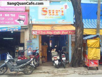Sang gấp Quán Cafe - Trà Sữa Suri