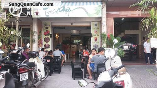 Sang gấp quán cafe Trúc Diệp Quận Tân Bình