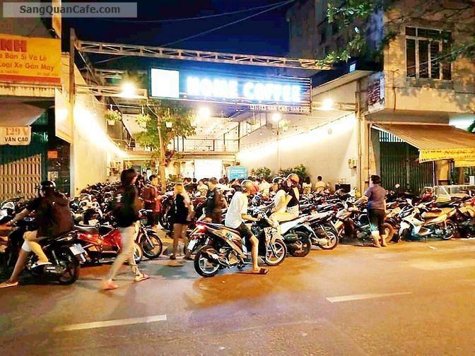 Sang gấp quán cafe trung tâm kinh doanh Tân Phú