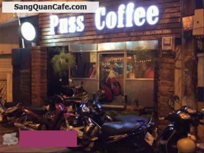 Sang gấp quán cafe trung tâm quận Phú nhuận